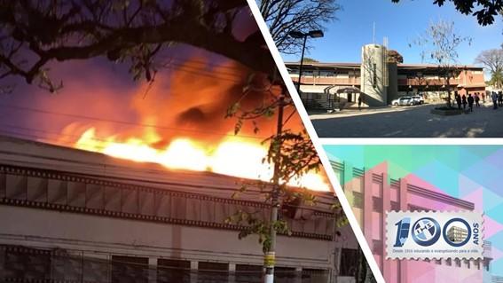 Colégio São José Operário, Imaculada, em BH e Cinemateca São Paulo